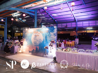 Photobooth + Reception Table + Photo Corner + Arch + LED Sereen Display + Photographer + Cineatograp