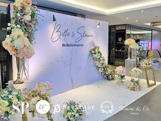 Photo Booth + Photo Corner + Sound System + Instant Print+ 3pcs Live band