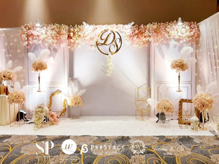 3D Photobooth + Photo Corner +Reception Table