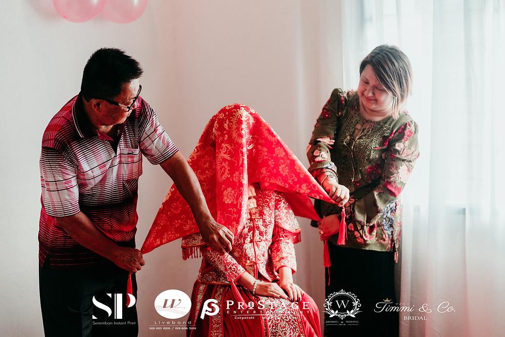 Chinese Wedding Ceremony