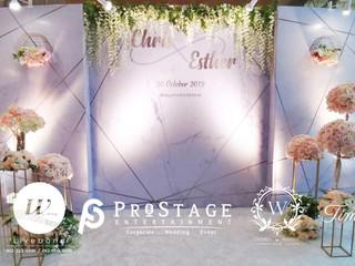 Photobooth + Photo Corner + Reception + Walk Way+VIP Table + Instant Print