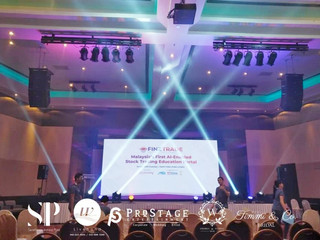 Sound System + Lighting System + LED Screen Display