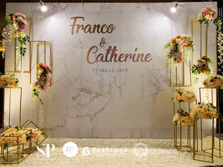 Photobooth Decoration + Photo Album Decoration
