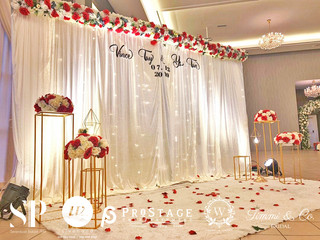 Photobooth + Photo Corner + Reception