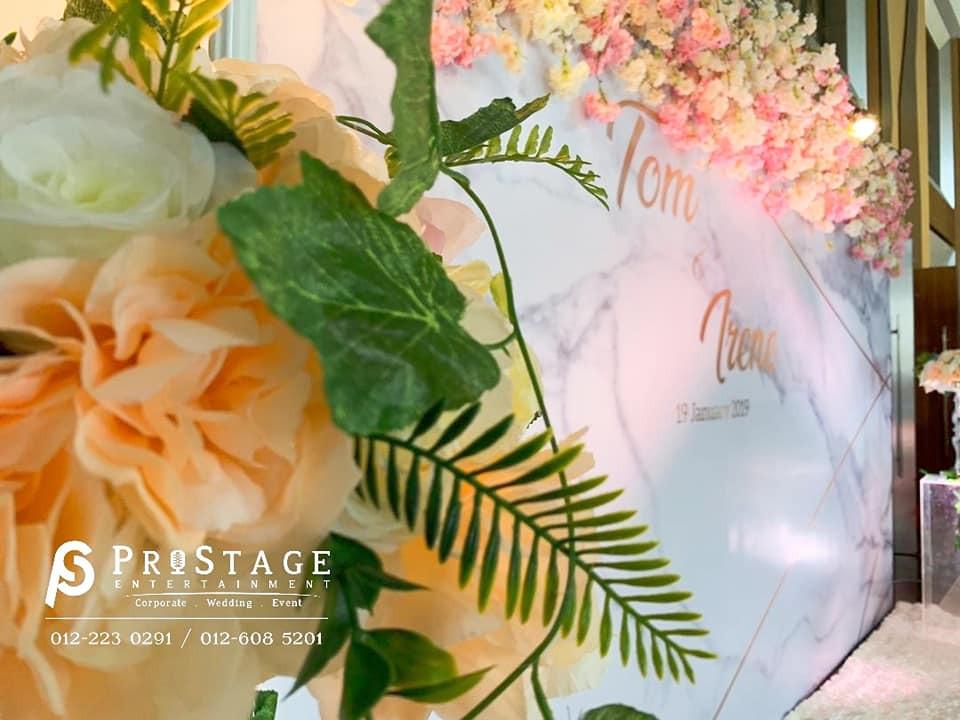 Flower Marble Theme
