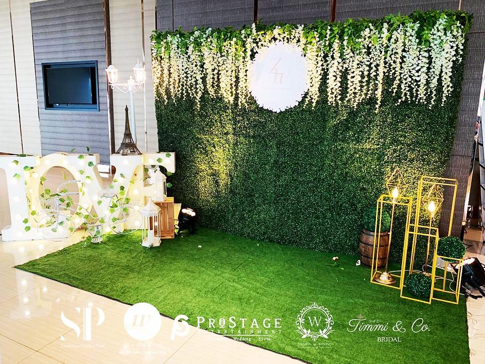 Wedding Garden Theme