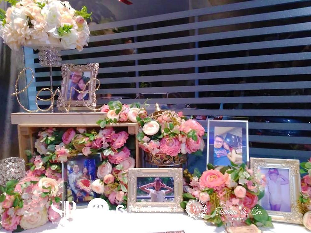 Wedding Album Corner