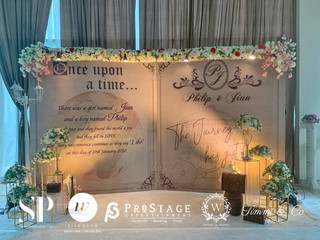 3D Photo Booth + Photo Corner + Premium Walkway