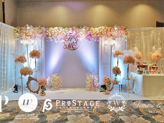 3D Photo Booth + Photo Corner + Reception