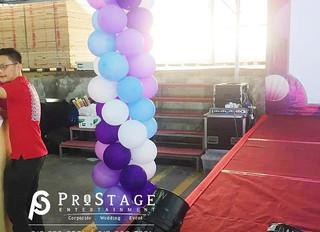 Balloon Stand + Decoration