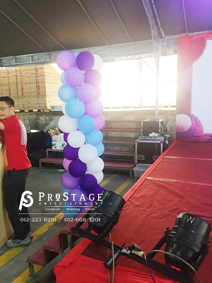 Stage Balloon Stand