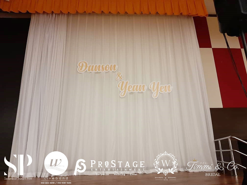 Stage Decor