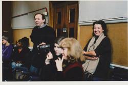Liccy Dahl - LSSO Cinderella rehearsals