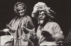 Dame Julie Walters and Benjamin Luxon