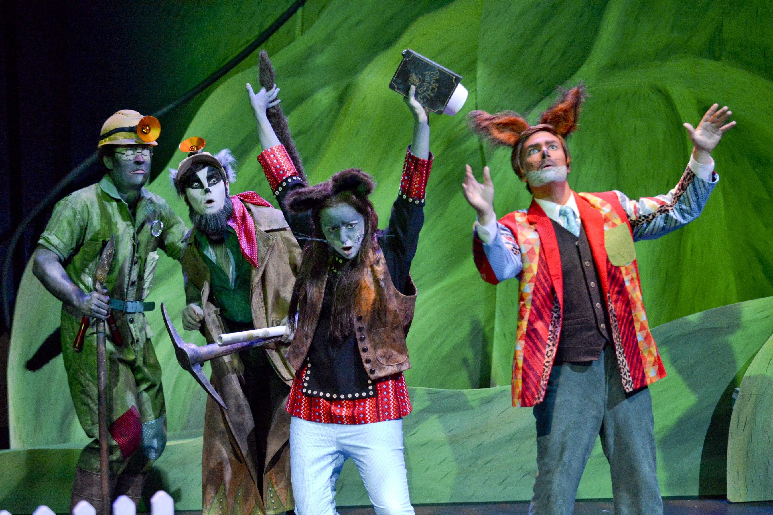 Fantastic Mr Fox - An Opera by Tobias Picker