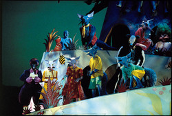 Fantastic Mr Fox - LA Opera