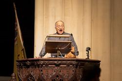 Sir Tony Robinson - The Pelicantata - Stroud Choral Society