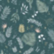 Foliage pattern design