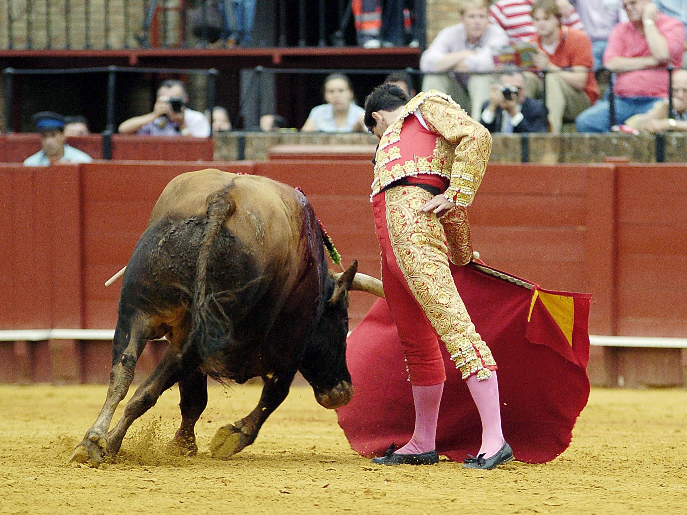 1. Derechazo en Sevilla.