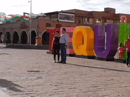 Reactivación turística en México (Tequisquiapan)