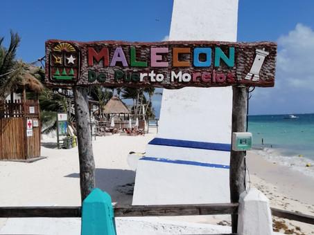 Reactivación turística en Cancún y medidas sanitarias implementadas