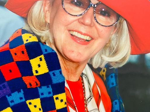 In Loving Memory of Penelope Susan Williamson nee Duke