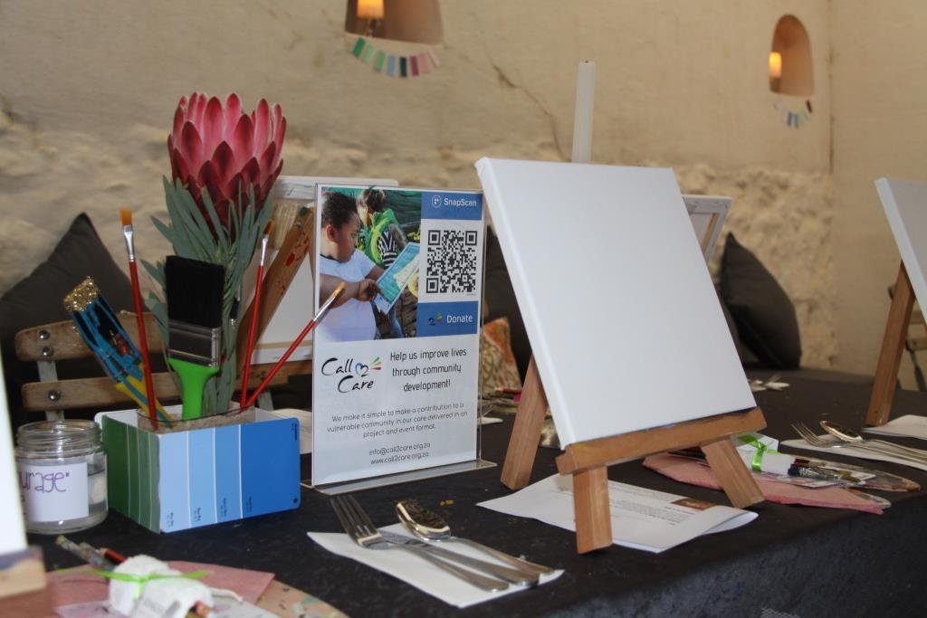 Paint & Sip at Constantia