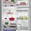 Thumbnail: Arçelik 574561 EI No Frost Buzdolabı