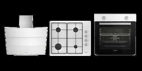 Arçelik Klasik Beyaz Ankastre Set