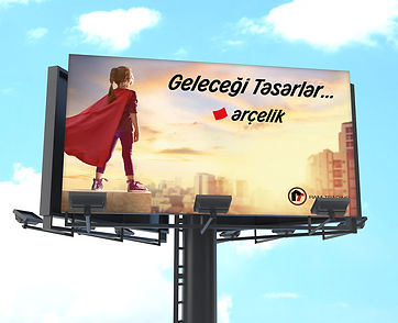 Arcelik-billboard-tasarımı-kuzey-kıbrıs.