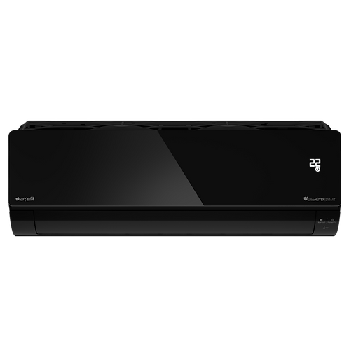 ARÇELİK 09560 HP Inverter  Siyah Mirror  9000 Btu