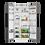Thumbnail: Arçelik 391641 EI Gardırop Tipi Buzdolabı