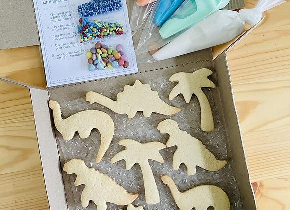 Mini Baker's Cookies Box: Dinasour