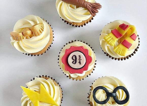 Wizard Cupcakes