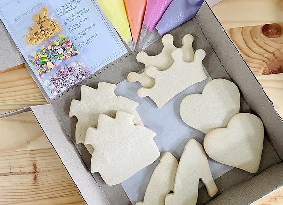 Mini Baker's Cookies Box: Princess
