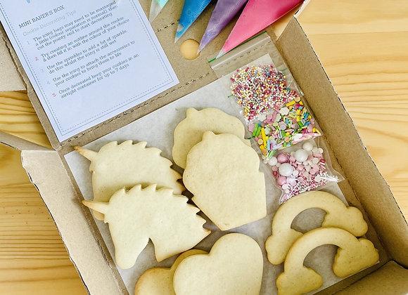 Mini Baker's Cookies Box: Rainbow