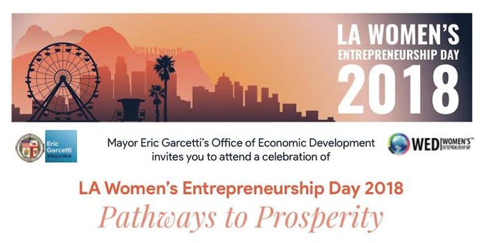 LOS ANGELES: Women's Entrepreneurship Day Celebration