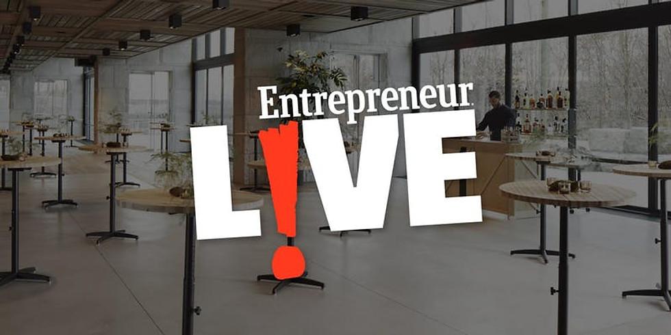 NEW YORK: Entrepreneur L!VE