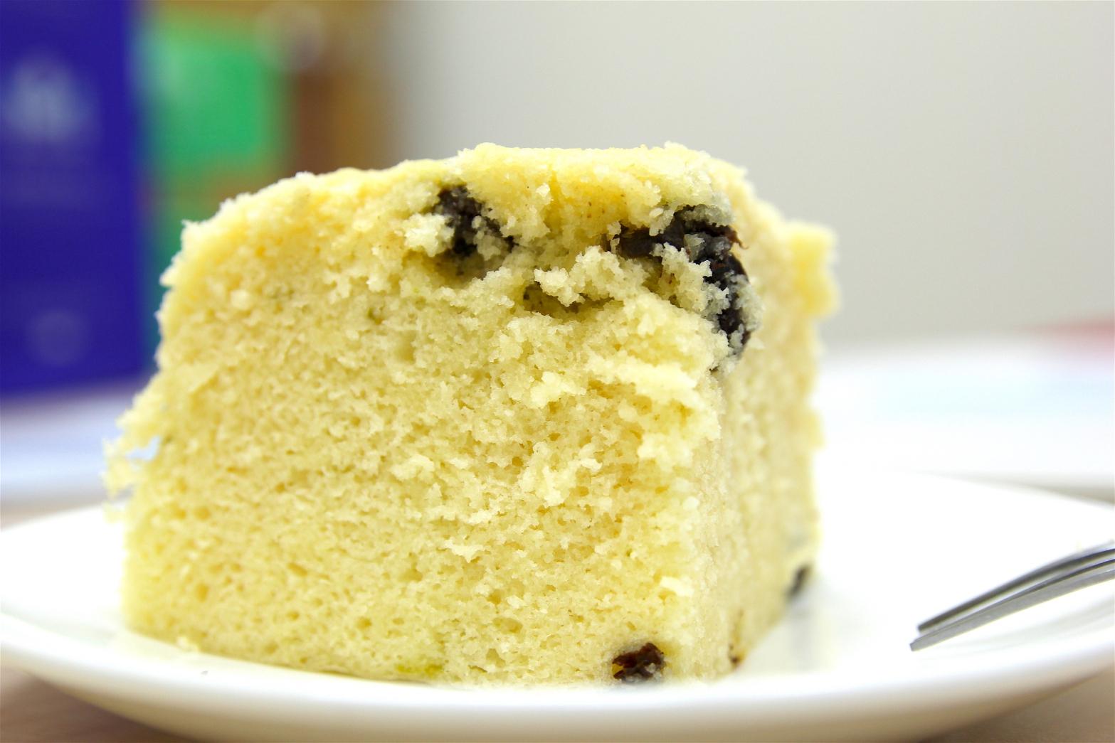 檸檬優格蛋糕