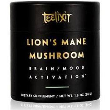 Teelixer Lions Mane Mushroom 50g