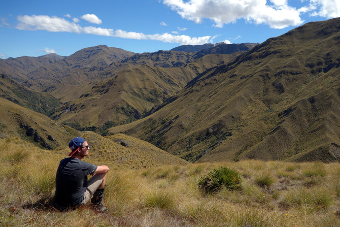 And then there were mountains... - Queenstown to Wanaka
