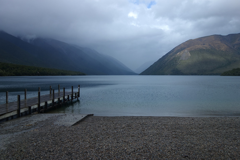 Taken in the Nelson Lakes NP