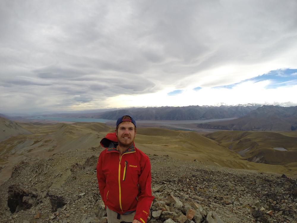 Taken on the highest peak on the trail (2070m)