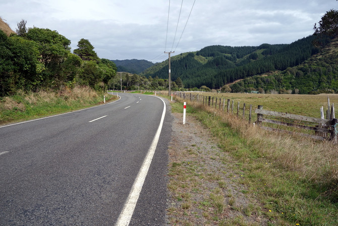 Jarred - Wellington to Waikanae