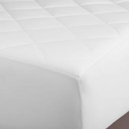 SleepSmart™ 37.5® Technology Temperature Regulating Down Alternative Mattress Pad made with Fresh Zone™