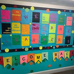 Our Wonderful School