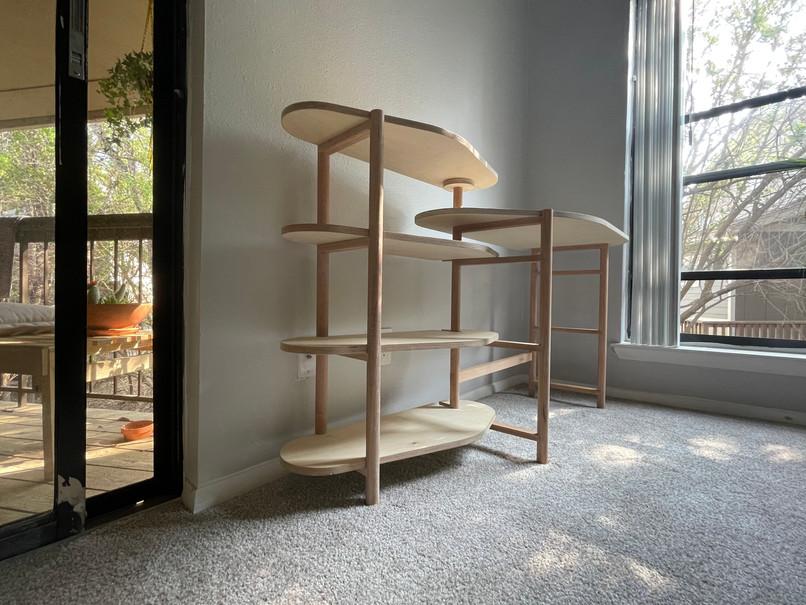 cnc desk furniture design