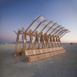 Archaeopteryx at Burning Man 2019
