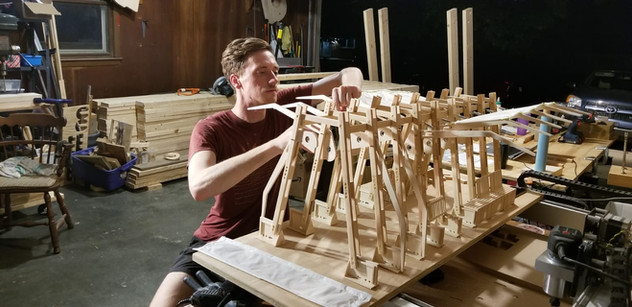 architectural prototype model