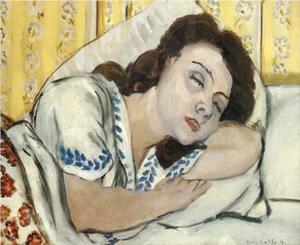 The art of sleeping...